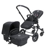 'BUGABOO' Cameleon3 Base- All Black