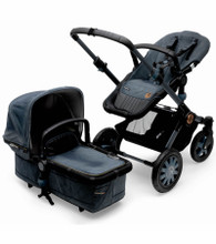 'Bugaboo' Buffalo Stroller by Diesel Denim