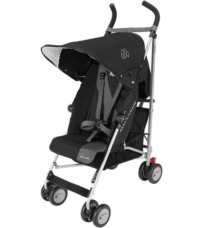 Maclaren Volo Stroller 2015 Black NEW!!