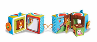 'Tiny Love' Flip Cube Soft Toy
