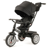 'Bentley' Onyx Black Bentley 6 in 1 Stroller Trike