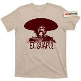 The Three Amigos El Guapo Villain Sombrero cinco de mayo Taco Tuesday Tee T Shirt