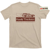 The Wagon Queen Family Truckster National Lampoons Vacation Tee T Shirt