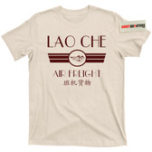 Indiana Jones Lao Che Air Freight Villain T Shirt
