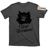 Fight The Nothing Gmork NeverEnding Story Atreyu Movie Tee T Shirt