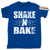 Shake N and Bake The Legend of Ricky Bobby Redneck T Shirt