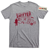 Cousin Eddie Shitter Was Full T Shirt