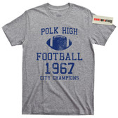 Al Bundy Polk High Football T Shirt