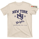 The Natural Movie New York Knights T Shirt