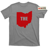THE Ohio State Football Basketball Baseball Columbia Tee T Shirt