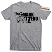 Walter Sobchak Mark It Zero Over the Line Big Lebowski Movie Tee T Shirt