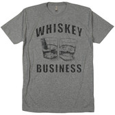 Tennessee Whiskey Business Kentucky Bourbon Distillery Soft Style Tri Blend T Shirt