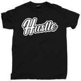 HUSTLE Hard Entrepreneur Hustler Hustling Grinding Get Money Power Respect Tee T Shirt