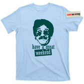 Bernie Lomax Weekend at Bernie's 80s eighties Party Costume T Shirt