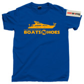 Step Brothers 2 Movie Boats N Hoes Spring Break T Shirt