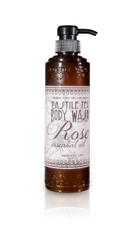 Castile Tea Body Wash blended with Rose essential oil.