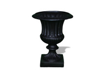 Classic Ribbed Urn