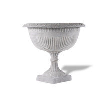 Ribbed Compote Urn