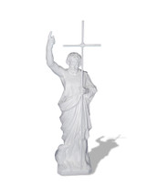 Saint John the Baptist Statue