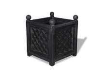 Square Lattice Planter