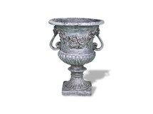 Rose Urn with Handles