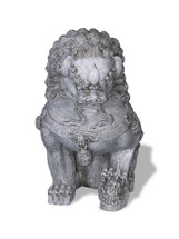 Foo Dog Statue - Left Facing