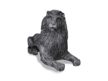 Library Lion Statue - Right Facing