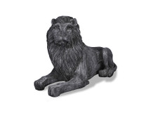 Library Lion Statue - Left Facing