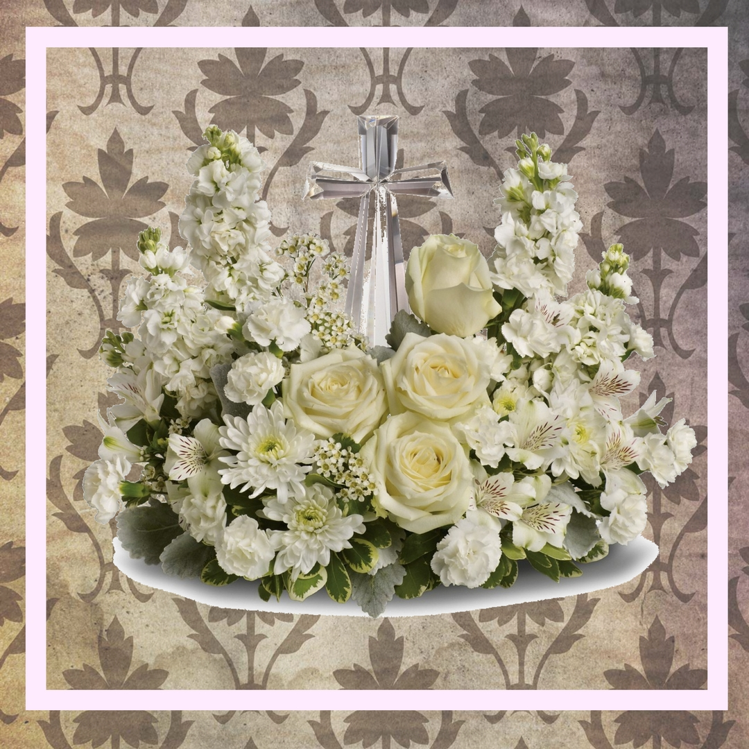 Inexpensive funeral flowers can still be beautiful enchanted cheap funeral flowers inexpensive houston sympathy 2 izmirmasajfo