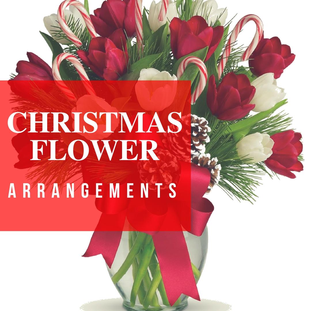 Tis the Season for Delivering Festive Christmas Floral Arrangements ...