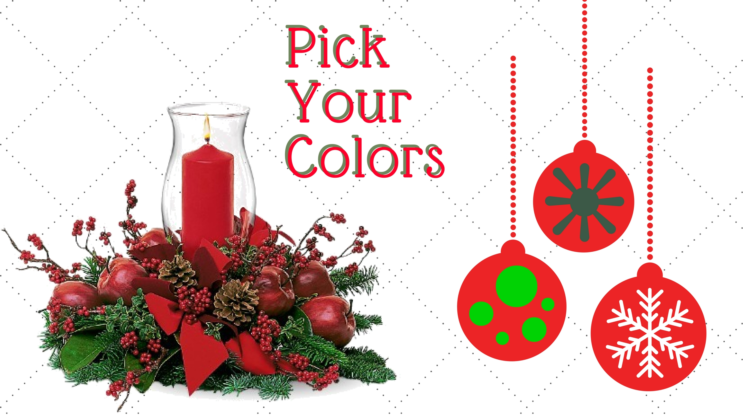 Common Questions When Ordering Christmas Centerpieces - Enchanted ...