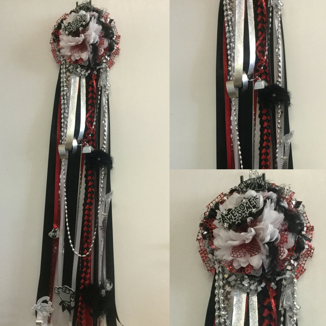 Clear Brook High School Homecoming Mums 3