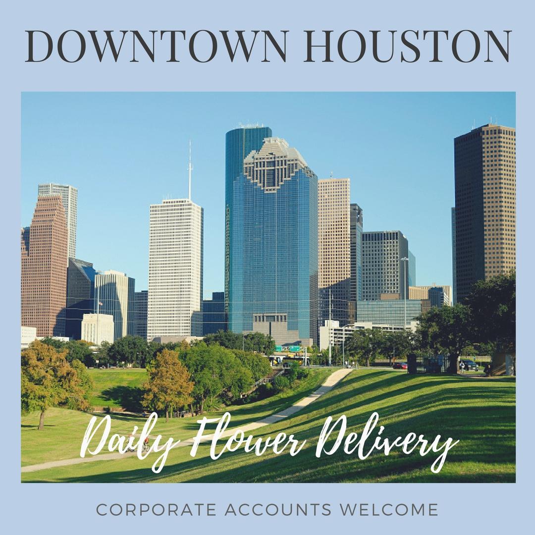 flower shops downtown Houston florist delivery 2