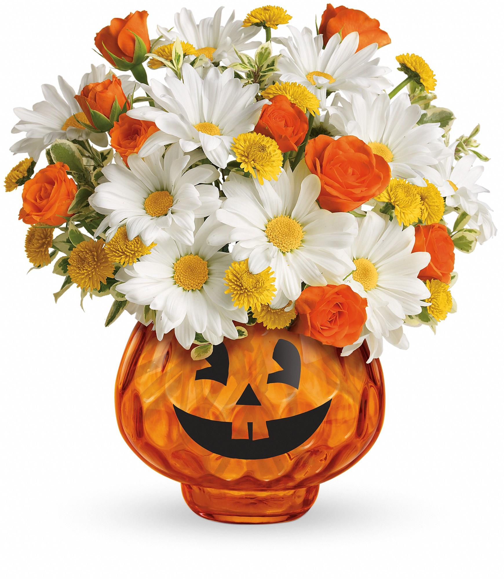 halloween card message ideas - enchanted florist pasadena