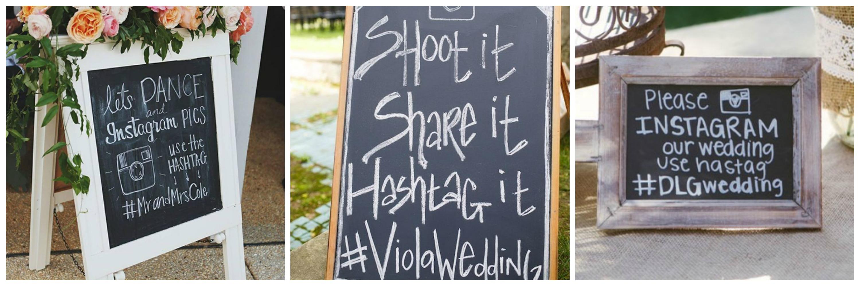Wedding Hashtag Puns.Capturing Your Story With Creative Wedding Hashtags Enchanted