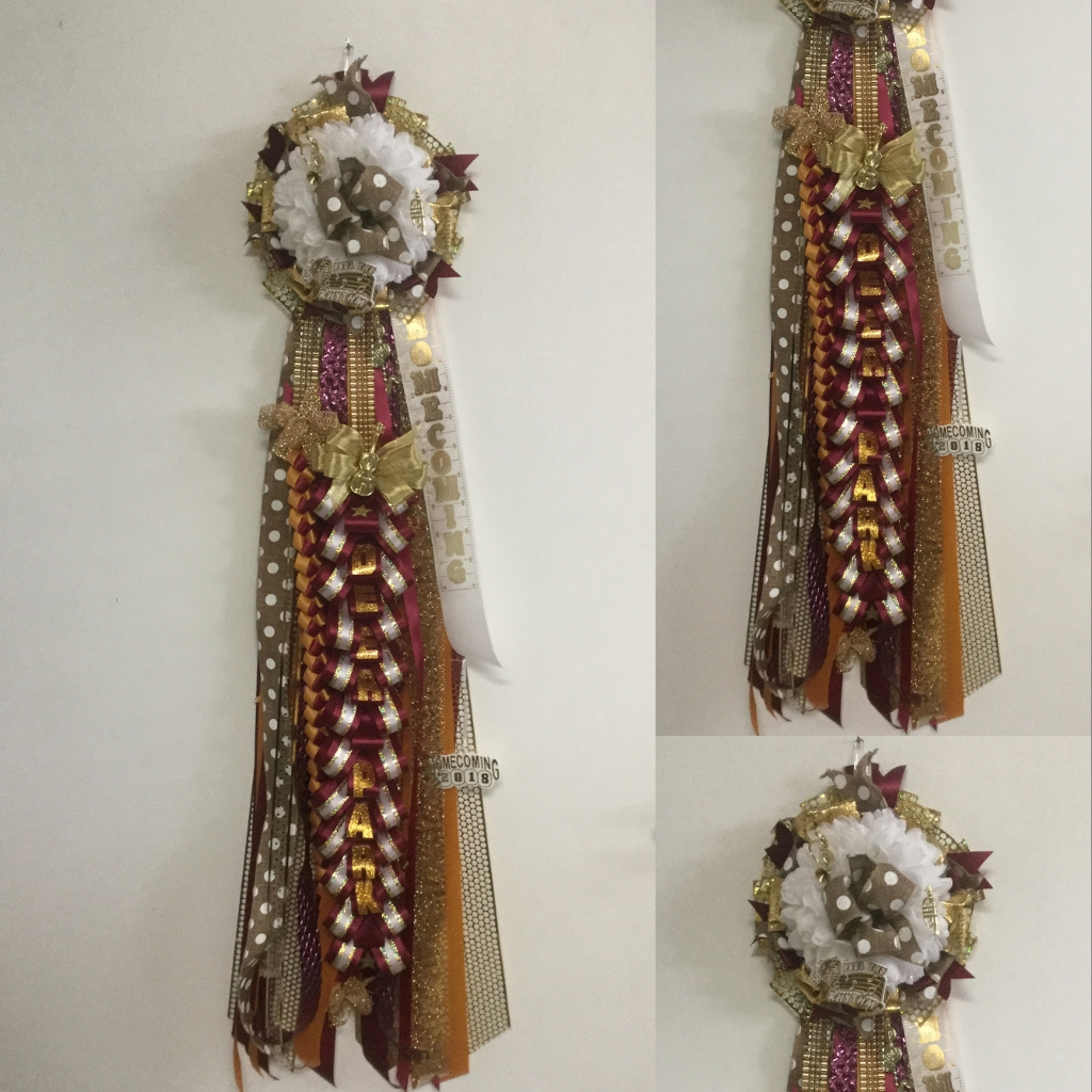 Florist Deer Park High School Homecoming Mum