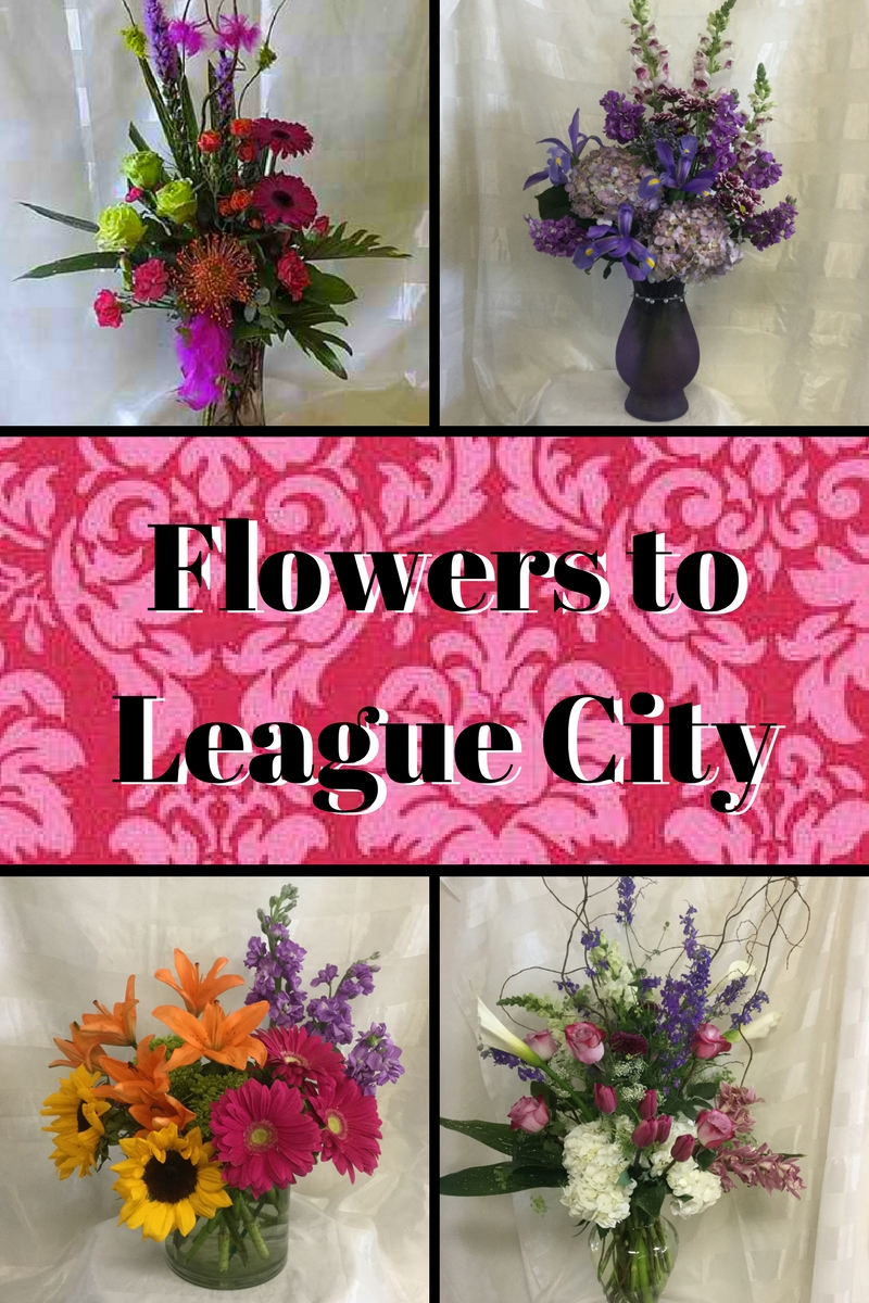 Speedy league city flower delivery for a birthday surprise why should i send flowers for a birthday izmirmasajfo