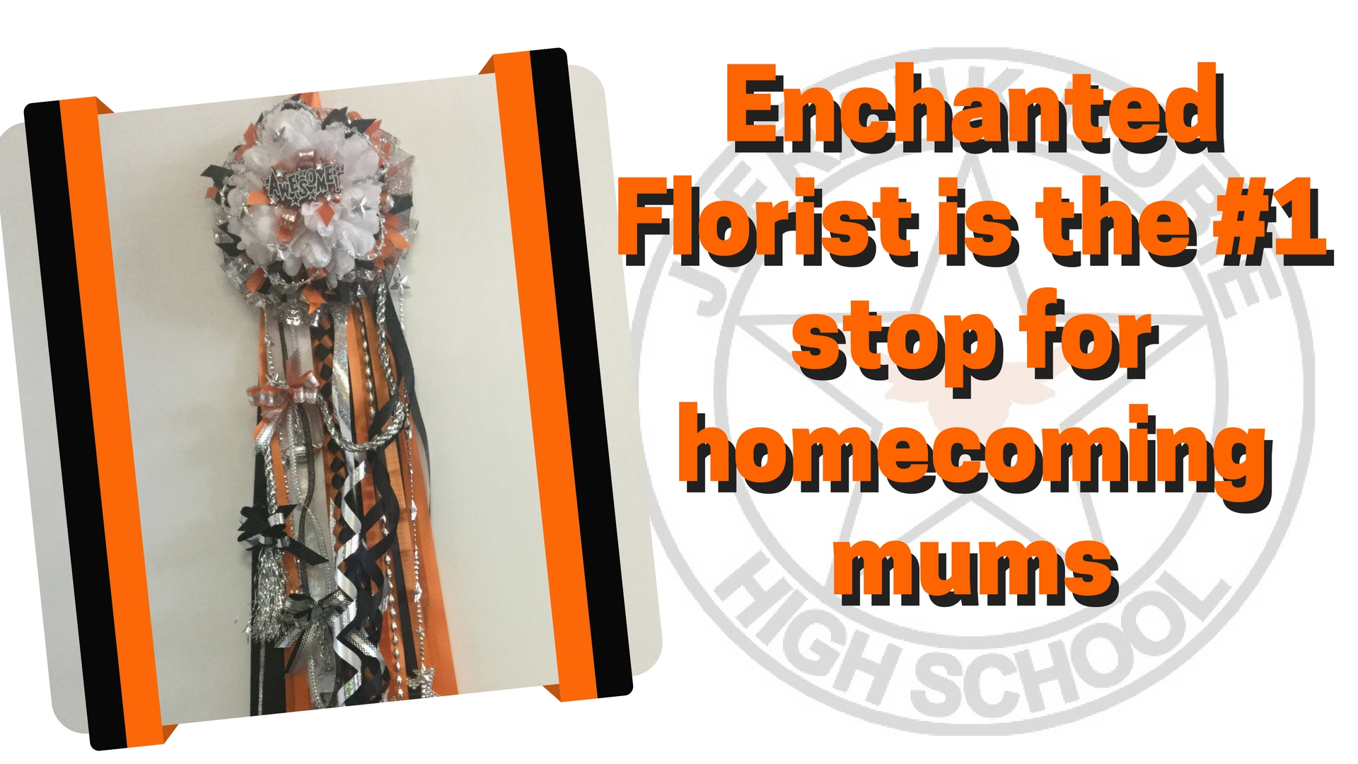 homecoming mums for dobie high school in houston tx 77089 77598