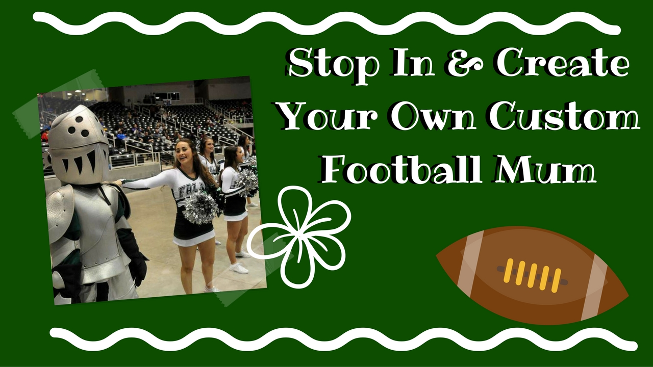 Clear Falls High Schoool homecoming mums league city tx