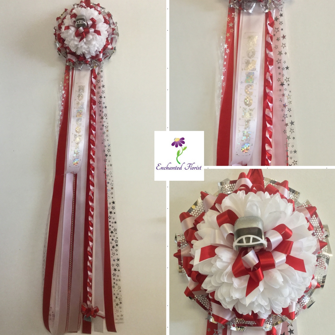 South Houston High School Homecoming Mums 2
