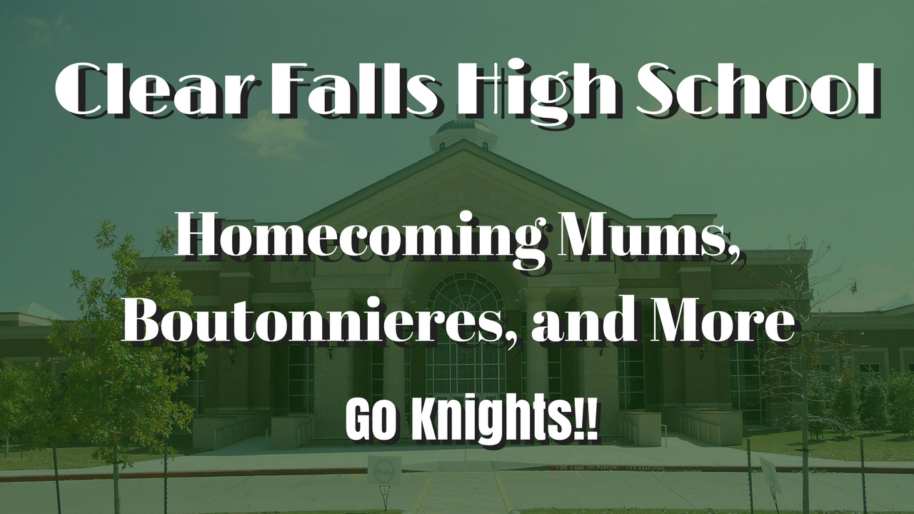 homecoming mums for sale in league city tx