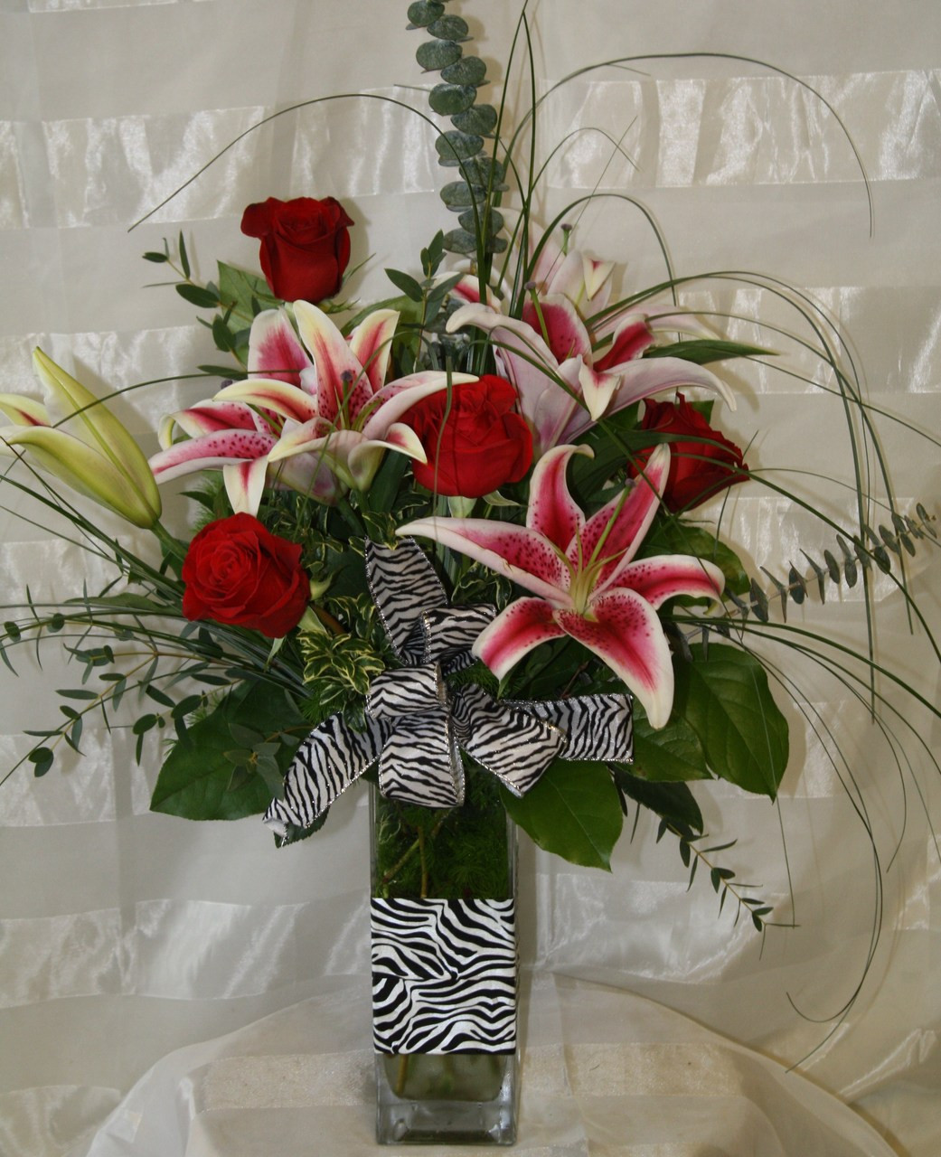 Happy Birthday Flowers Webster TX 77598 Stargazers And