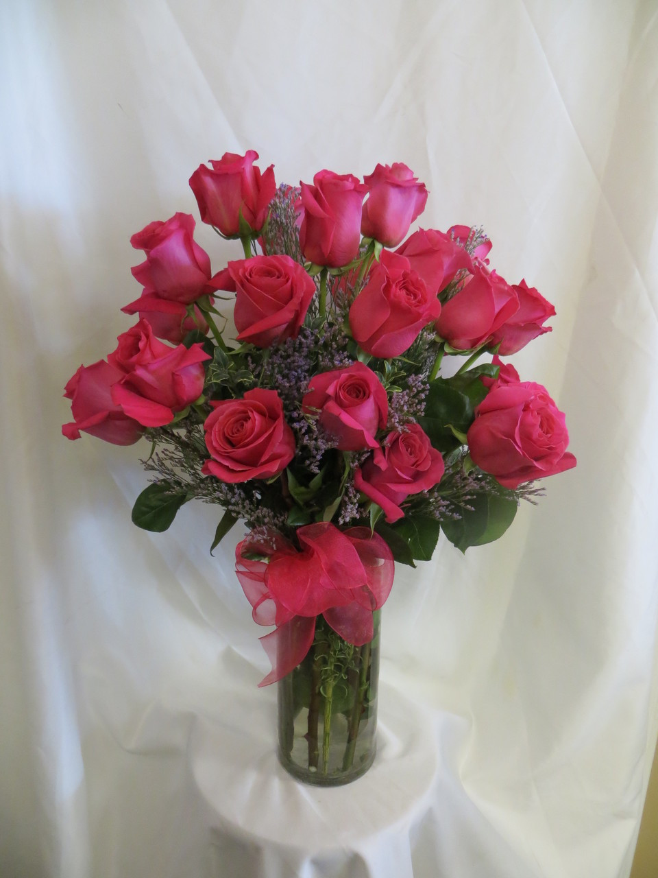 Beautiful Two Dozen Pink Roses | Same Day Delivery in Houston