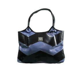 "Purple Eco-Chic ""Trashion"" Tote"