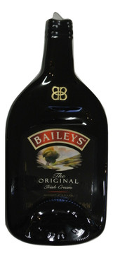 Baileys Irish Cream - Melted Glass Whiskey Cheese Plater