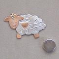 BO-PEEP SHEEP NEEDLE NANNY