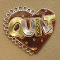QUILT HEART NEEDLE NANNY
