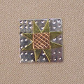 QUILT BLOCK MINI NEEDLE MINDER