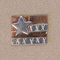 AMERICANA FLAG MINI NEEDLE MINDER