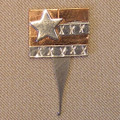 AMERICANA FLAG MICRO NEEDLE THREADER